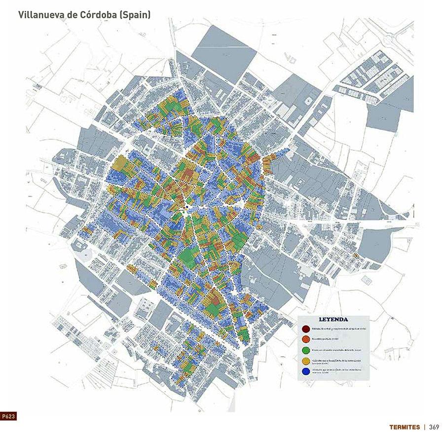 Erradicación de termitas en cascos urbanos