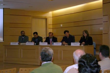 Ponencia sobre termitas en la Universidad de Córdoba