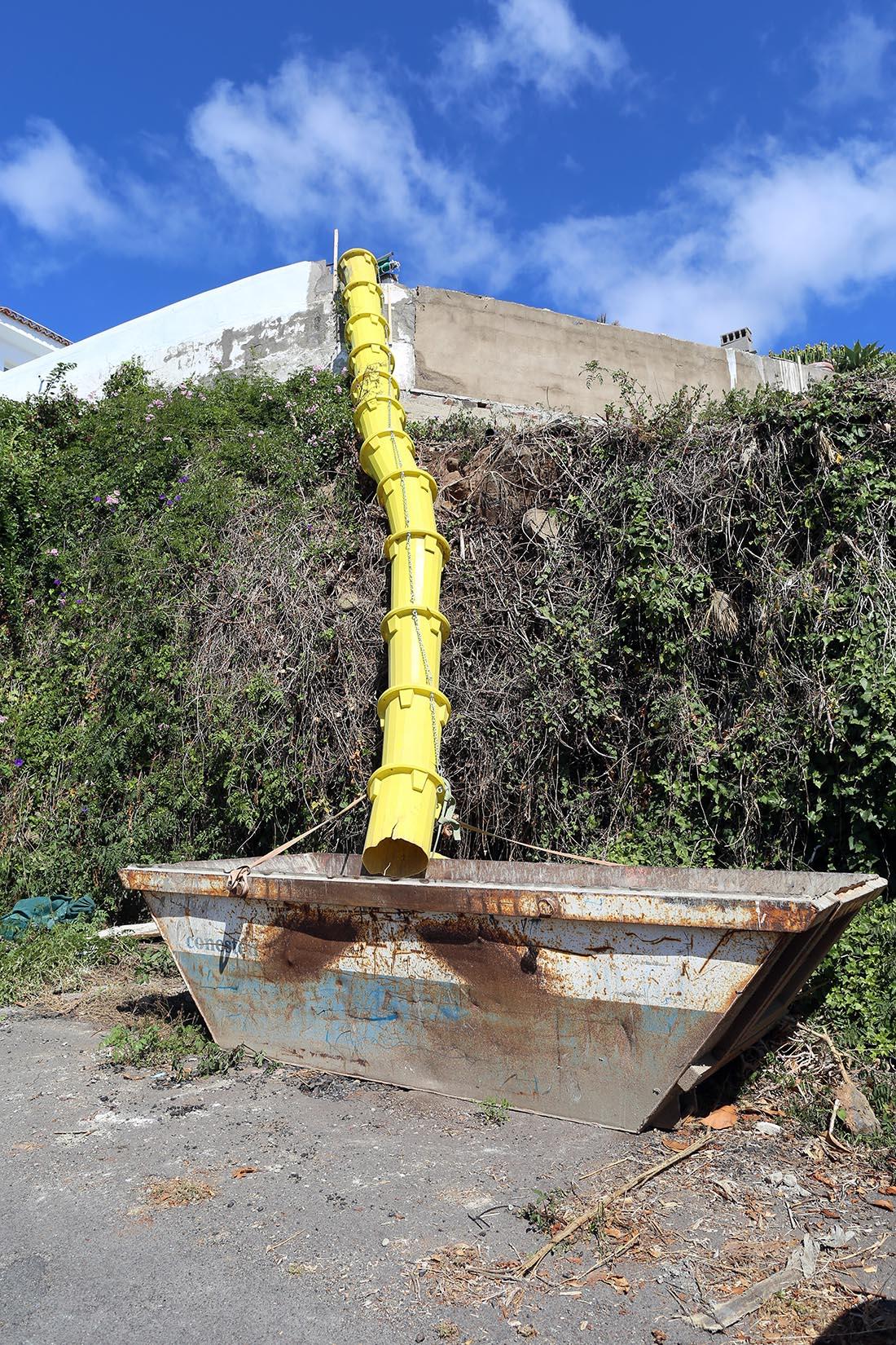 La ausencia de normativa para la gestión de elementos que puedan estar contaminados por las termitas, puede favorecer la contaminación de otros terrenos alejados de este foco.